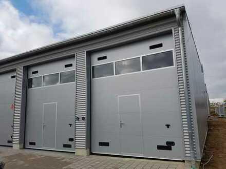 Großraumgarage mit 10 Außenstellplätzen zu verkaufen!