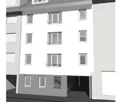Stilvolle, neuwertige 2-Zimmer-Dachgeschosswohnung mit Einbauküche für Studenten in Karlsruhe