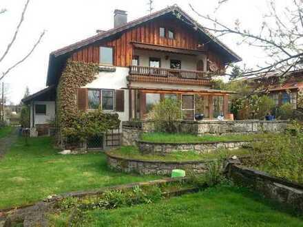 Viel Platz mit Garten in idyllischem Dorf