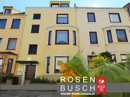 VERKAUFT!!! Top gepflegtes Altbremerhaus mit 4 Wohnungen