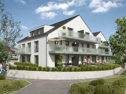 Beratung vor Ort So.11-12.30 Uhr ! Letzte 3 Zimmerwohnung mit Gartenanteil und 30m² Terrasse