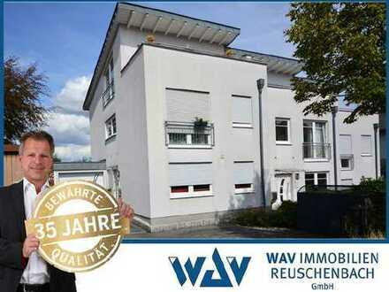 Kapitalanlage in RÖSBERG: Modernes Haus mit schöner Dachterrasse!