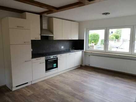 Erstbezug nach Komplettrenovierung - großzügige Wohnung mit offenem Kamin und Terrasse!