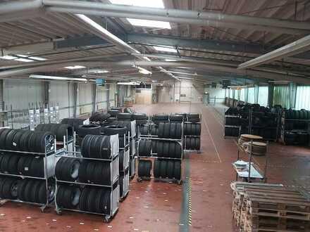 Produktions-/Lagerhalle in Lotte/Westfalen
