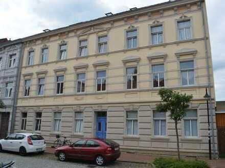 4-Zimmer-Dachgeschoßwohnung in der Altstadt von Wittenberge