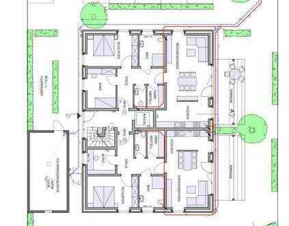 Erstbezug mit Garten und Terasse: ansprechende 3-Zimmer-Wohnung in Heiden