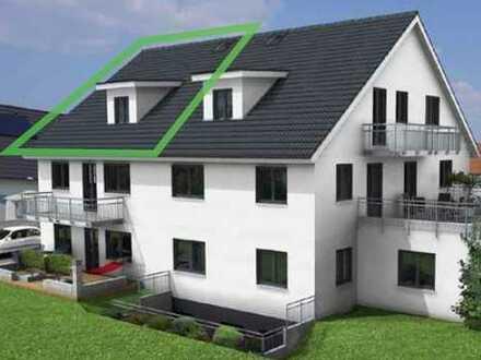 Tolle Dachgeschoß-Wohnung mit Süd/West Ausrichtung