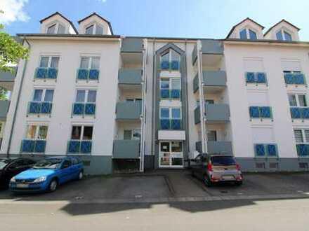 Eigentumswohnung mit Balkon und Stellplatz in Eisenberg