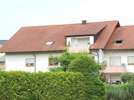 Großzügige 2 Zi-Eigentums-Wohnung in schöner, ruhiger Wohnlage