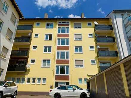 1-ZKB Wohnung mit Einbauküche in HBF Nähe