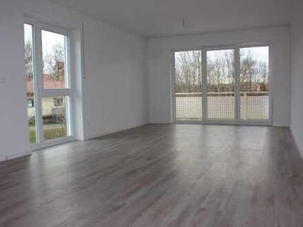 EINZUGSBEREIT! Moderne 3-ZKB-Wohnung mit Garten oder Balkon!