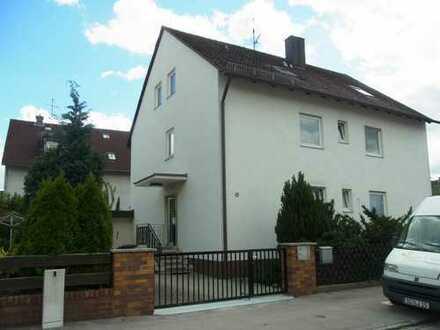 Gepflegte 3-Raum-EG-Wohnung mit Terasse in Schwabach