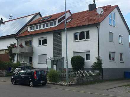 Schöne 5-Zimmer-Wohnung im EG mit Balkon in Geislingen-Binsdorf
