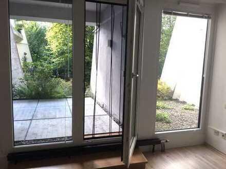 Gut geschnittene und ruhige 2-Zimmer-Wohnung in Memmingen-West
