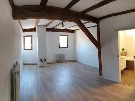 Schöne, modernisierte 3-Zimmer-DG-Wohnung in St. Peter