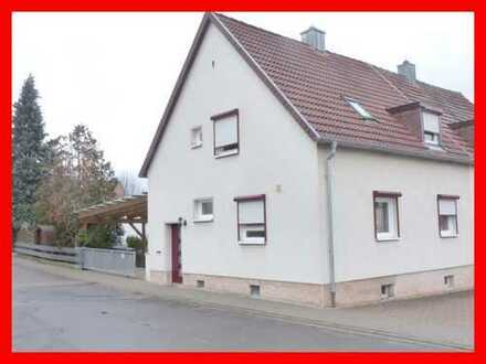 Gemütliche Doppelhaushälfte mit Garten in Landau-Südwest