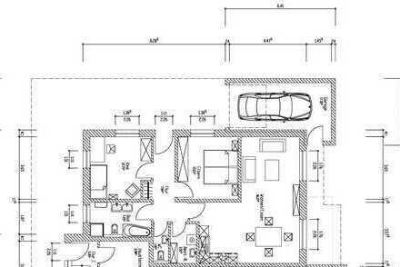 Neuwertige 3-Zimmer-EG-Wohnung mit Garten in Hamminkeln/Dingden