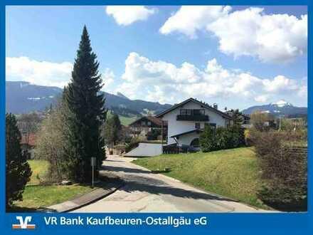 ERHOLUNG PUR!!! 1-Zimmer-Eigentumswohnung in Wertach