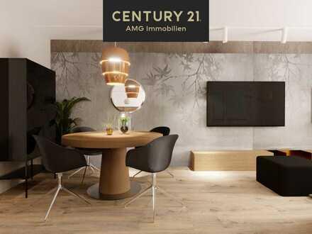 WE11: Luxuriöses Wohnen - Penthouse 4 Zi-Wohnung im Herzen von Neusäß