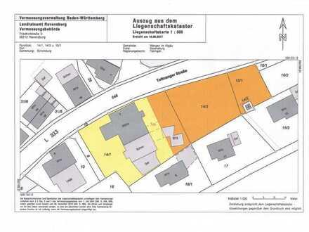 Baugrundstück (Teilabriss) mit bestehendem, sanierungsbedürftigem Jugendstilgebäude !