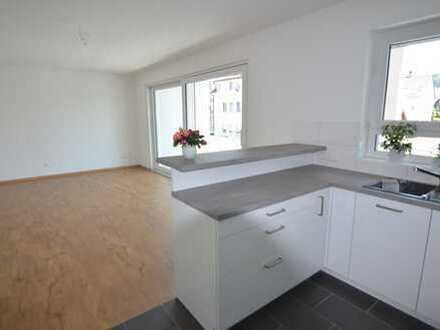 3 Zi.-Erdgeschoss-Wohnungen in Lörrach-Haagen -ErstbezugNeubau-