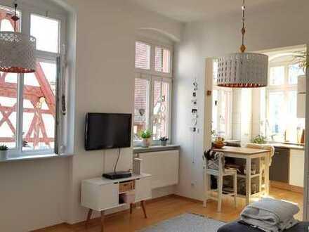 Attraktive 2-Zimmer-Wohnung mit EBK in Neckargemünd