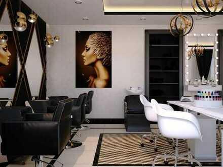 RENOVIERT und ZENTRAL gelegener FRISEURSALON --- Ablöse 59.000 €