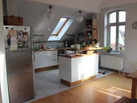 3-Zimmer-Wohnung mit Balkon und Einbauküche in Hannover