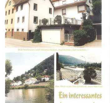 3-Familien-Wohnhaus mit herrlichem Neckarblick