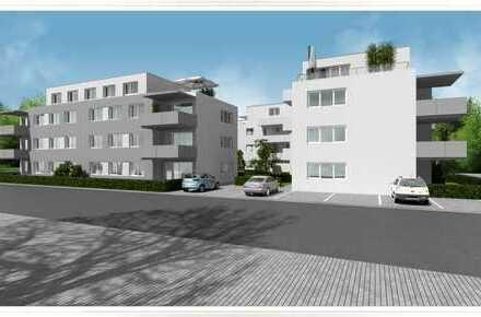 Neubau: Barrierefreie, tolle 4-Zimmer-Wohnung mit Terrasse&Garten!