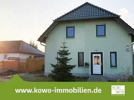 Einfamilienhaus mit Garage und Garten im Süden von Leipzig