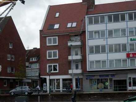 Sanierte 2 Zimmer Wohnung mit Loftcharakter !