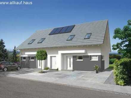 Nordendorf: Doppelhaushälfte....zwei Familien unter einem Dach!!