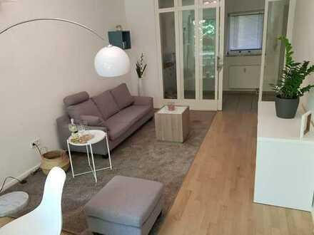 Möblierte zentrale Wohnung