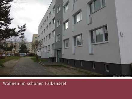 Top renovierte Whg im Grünen *EBK / Laminat*
