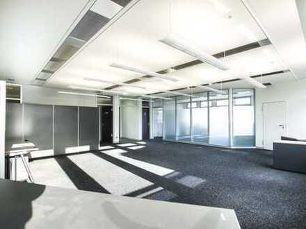 Helle und großzügige Bürofläche im 2. OG zu vermieten