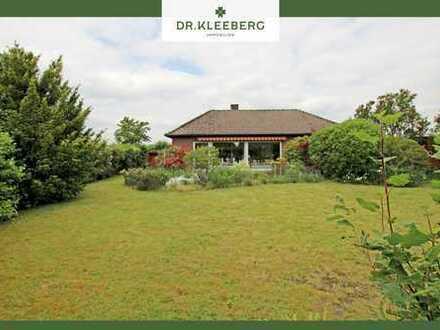 PROVISIONSFREI für Käufer – Bungalow auf tollem Grundstück in Feldrandlage von Havixbeck