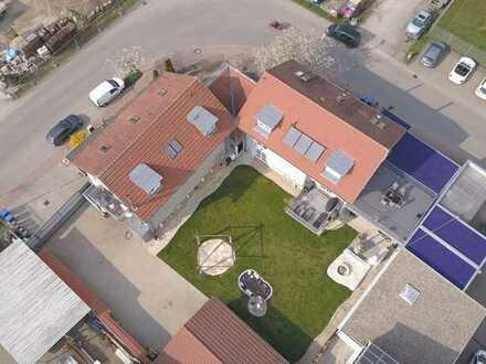 Arbeiten (ca. 190 m²) und großzügiges Wohnen (276 m²) mit vielen Möglichkeiten perfekt vereint