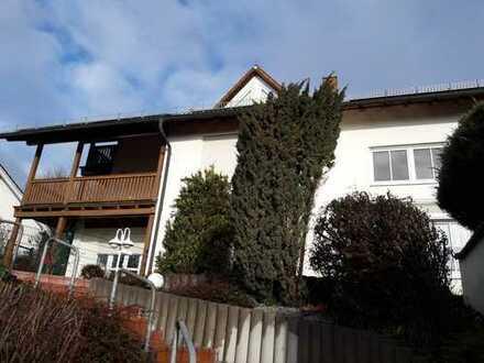 Großzügige 3,5-Zimmer-Wohnung mit Südbalkon und Vesteblick