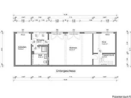 Wohnen wie im eigenen Haus- Erdgeschosswohnung mit Terrasse
