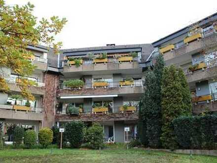 Apartment mit TG-Stellplatz beim Benrather Schloßpark