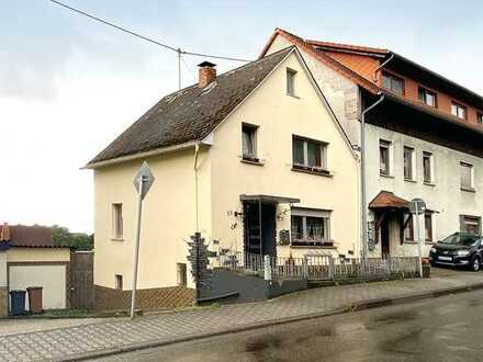 Ihr Wohntraum: Gemütliches Haus mit Garten, Erweiterungsmöglichkeit und Wohlfühlfaktor.