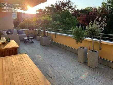 Charmante Wohnung mit wunderschönem 30m² Balkon in Sindelfingen, TOP Lage, sofort bezugsfähig