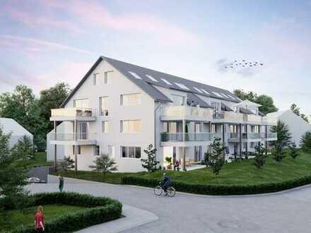 Gemütliche 3-Zimmer-Maisonette-Wohnung (Nr. 12) mit Balkon (Neubauvorhaben) mit 89,49 qm