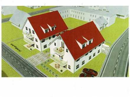 3-ZKB, NEUBAU m. Gartenanteil – ruhige Lage –