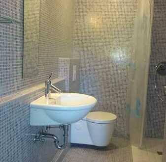 kleines möbliertes Zimmer mit eigenem Bad in Ascha (27 m²)