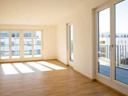 Hirschgarten Palais * Nymphenburg * 4 Zi. * umlaufende Dachterrasse * 155 m²