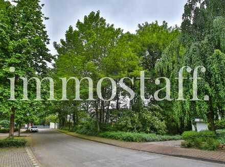 DIAMANT IN GRÜNLAGE! Top-Baugrundstück in Bottrop-Mitte für einen Bungalow! PROVISIONSFREI!