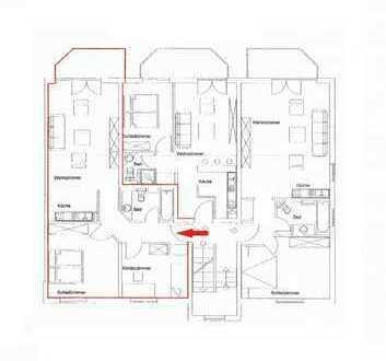 Schöne 3 Zimmerwohnung mit Balkon wartet auf neuen Mieter!!!