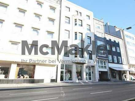 Sichere Kapitalanlage - Langjährig vermietetes Ladenlokal in Düsseldorf-Pempelfort